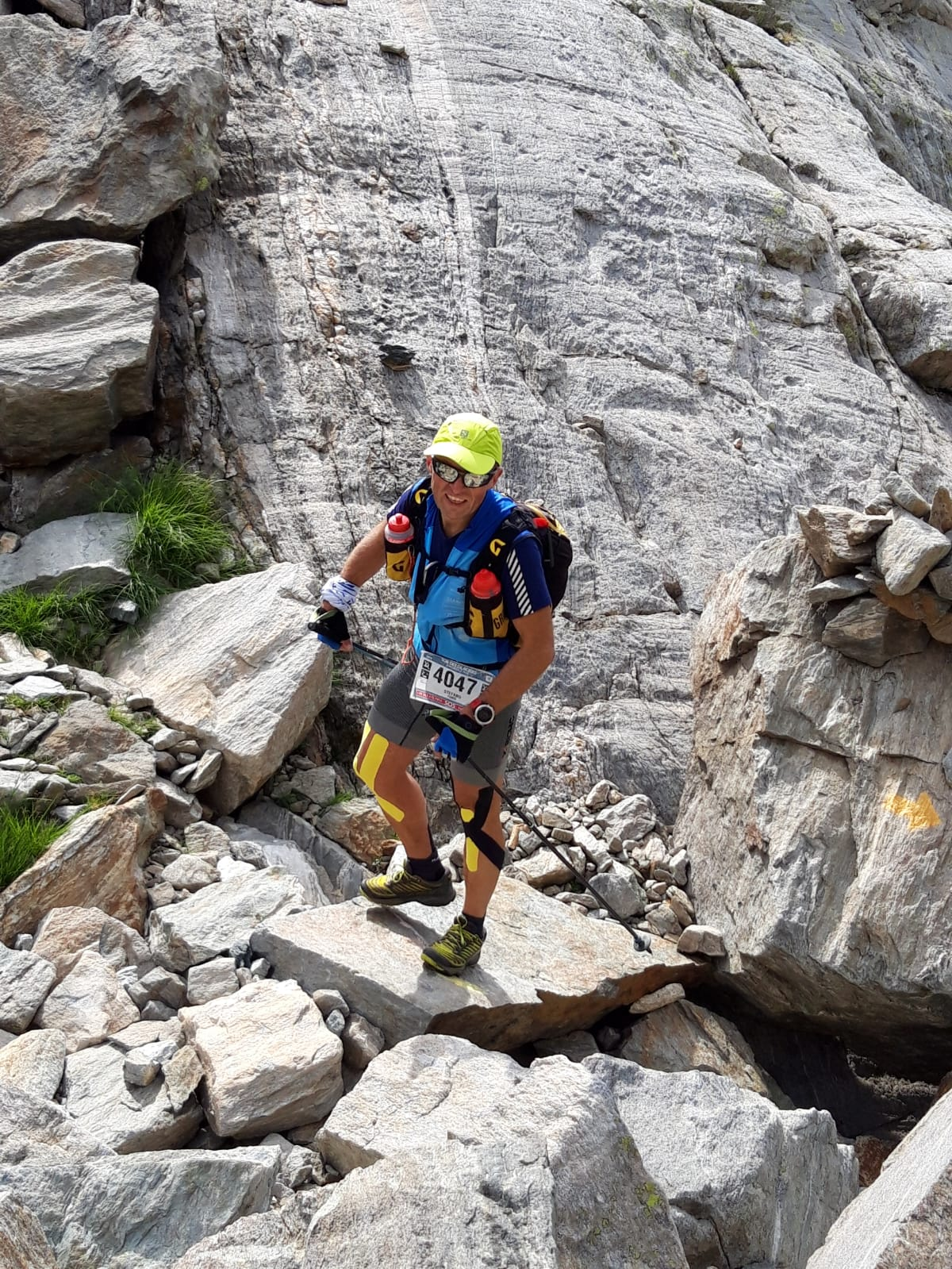 HOW TO RUN A 450KM ULTRA TRAIL: INTERVIEW WITH STEFANO FONIO FINISHER TOR DES GLACIERS