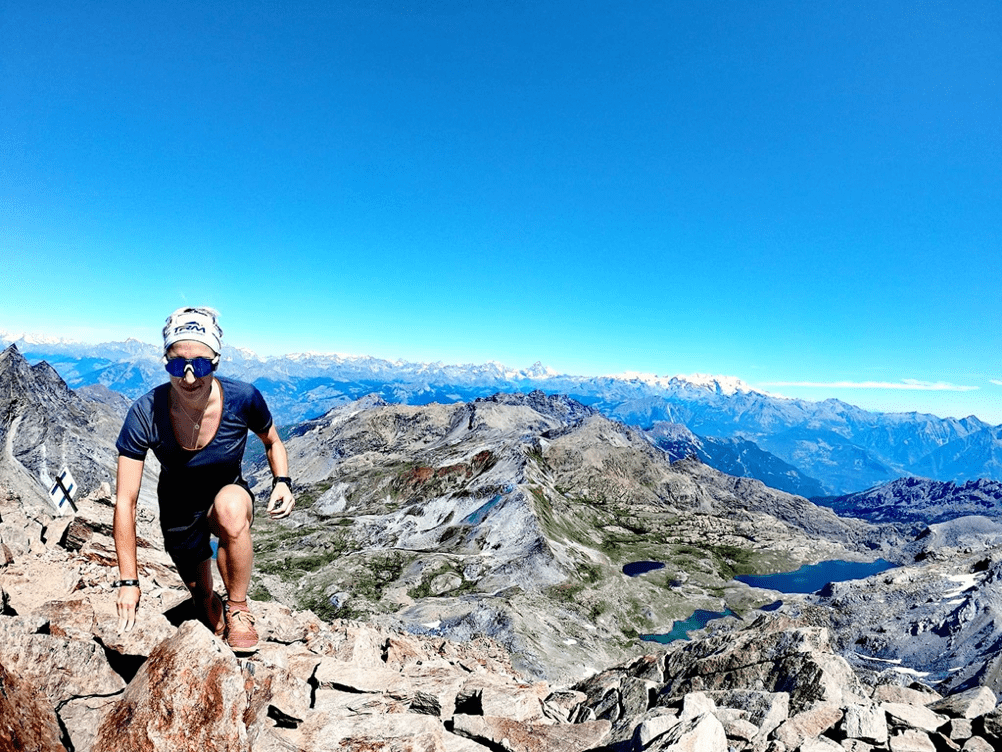 ELENA BETEMPS, THE MOUNTAINS AND TRAIL RUNNING AS SPECIAL FRIENDS